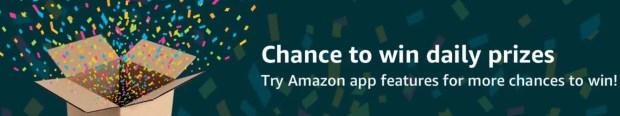 アマゾン-アプリ-英語