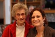 Wendy and Grandma Vander Hart