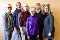 My family (L-R) me, Tim, Dad, Mom, Terry, Jody