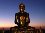 Buddha op Sagain Hill
