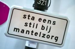 Compliment voor mantelzorg of het verdriet van Nederland
