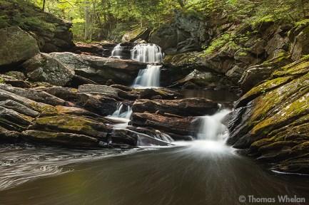 Upper Falls, Waconah Creek
