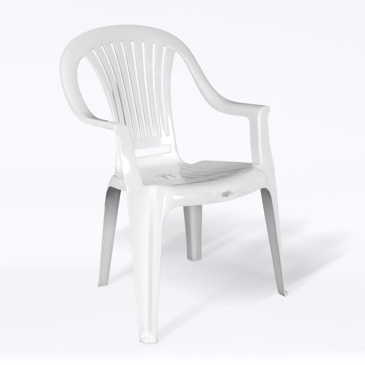 those white plastic chairs tomwoollatt