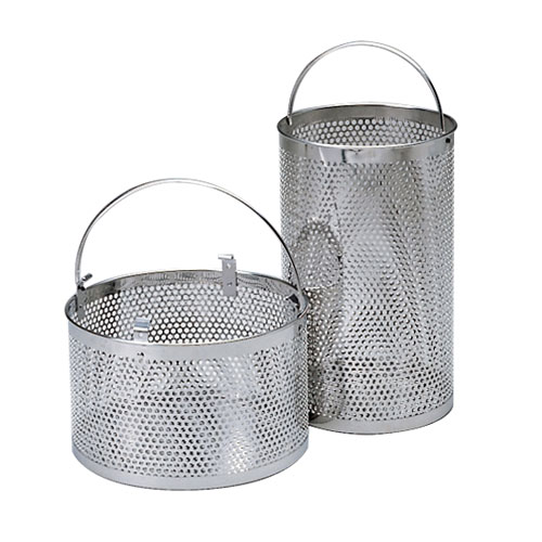 TOMY Fast Lab Autoclave SX-Series Stainless Baskets