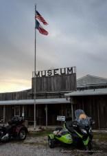 A quick trip through the Comanche museum