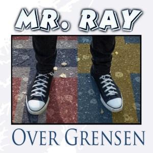 Over Grensen front 2400x2400 - Mr Ray -Over Grensen- TONAL 001