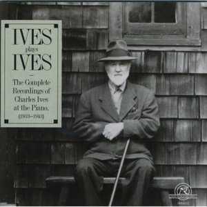 Ives Plays Ives cover art