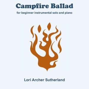 Cover art for Campfire Ballad