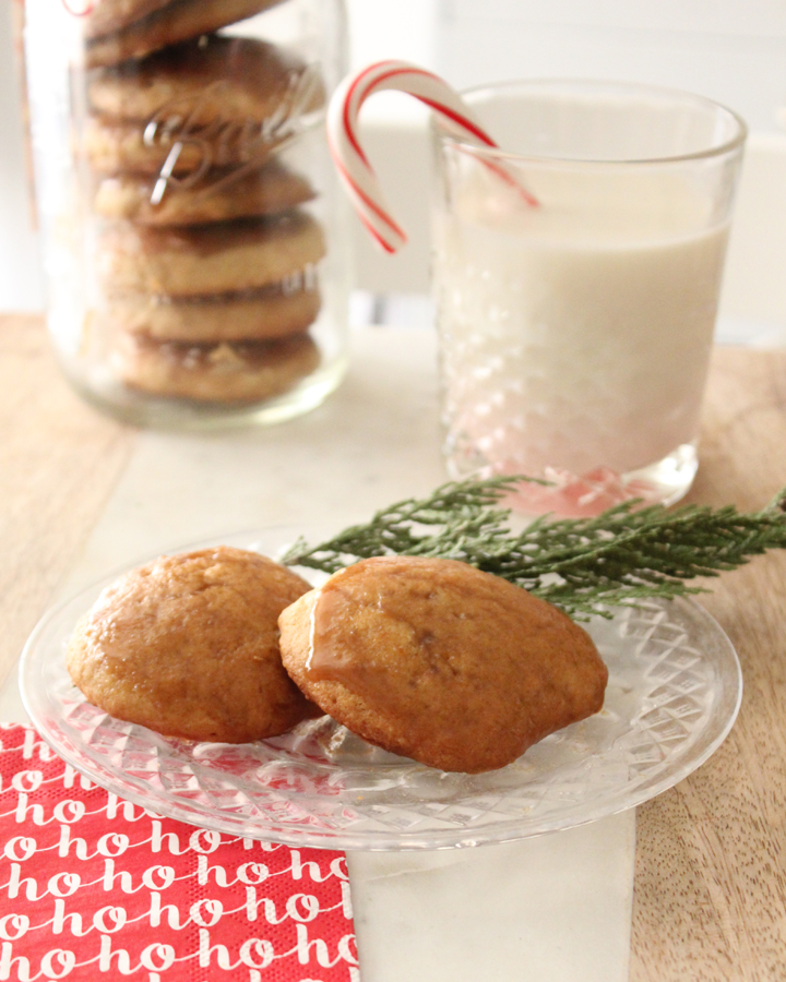 Grandma Detrick's Rustic Christmas Sugar Cookie Recipe