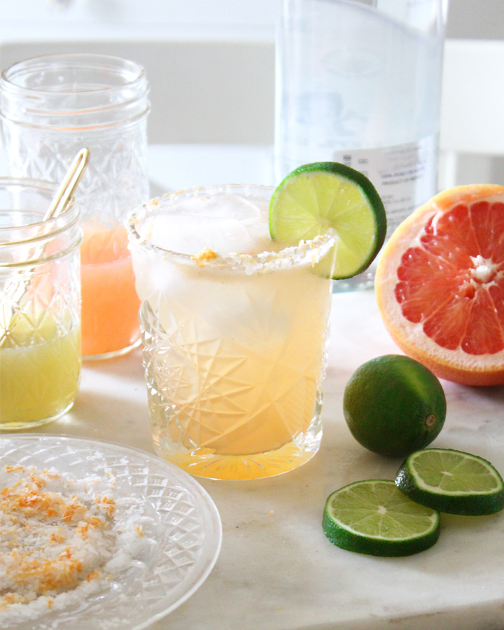 Cocktail Recipes: Paloma = Tequila and Grapefruit!