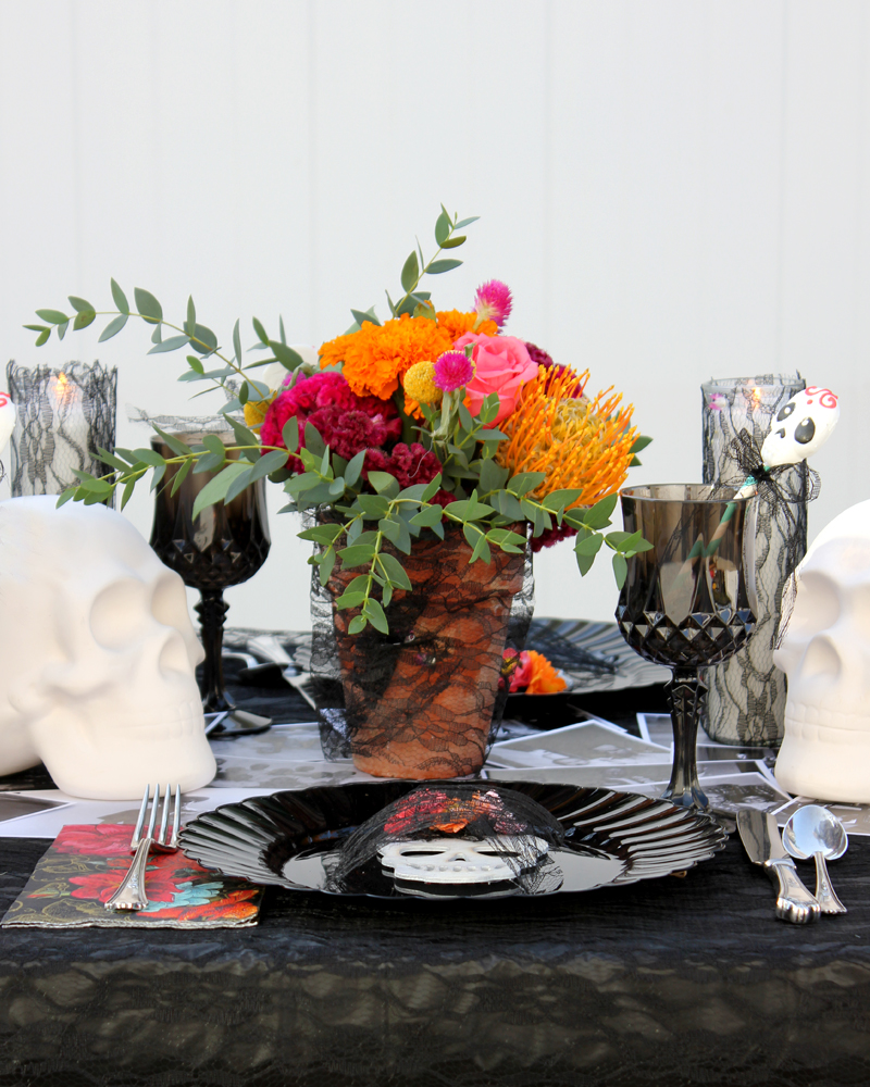 Day of the Dead Dinner Party