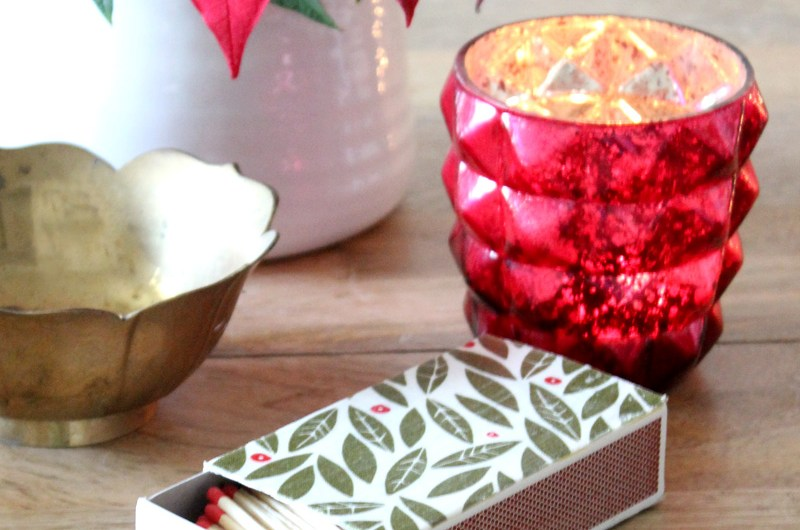 DIY Decorative Matchboxes