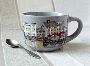 puodelio istorija