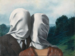 Rene_Magritte_The_lovers