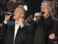 Bill Medley ir Bobby Hatfield