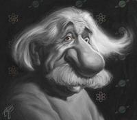 Einšteino_karikatūra