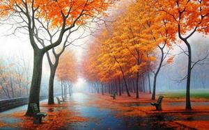 rudens nuotaika