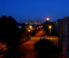 vakaras