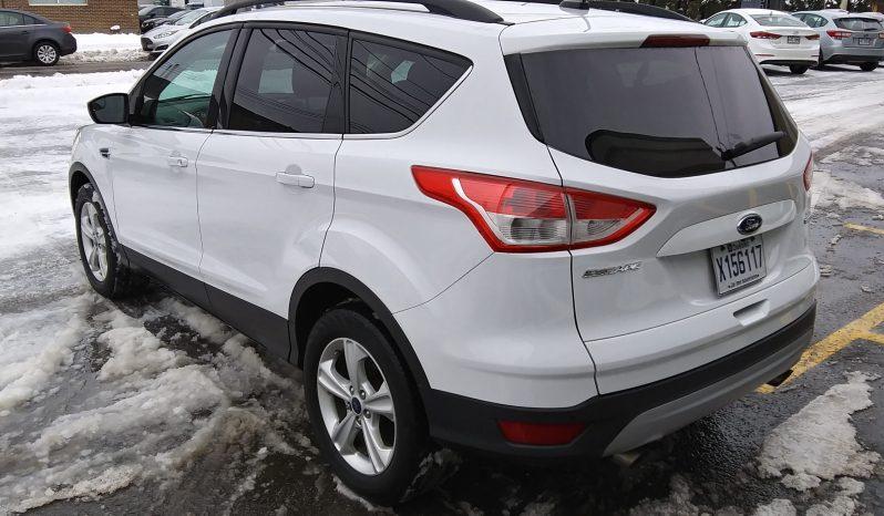 Ford Escape 2014 SE – CAM – Ecran tactile – 1.6L Turbo full