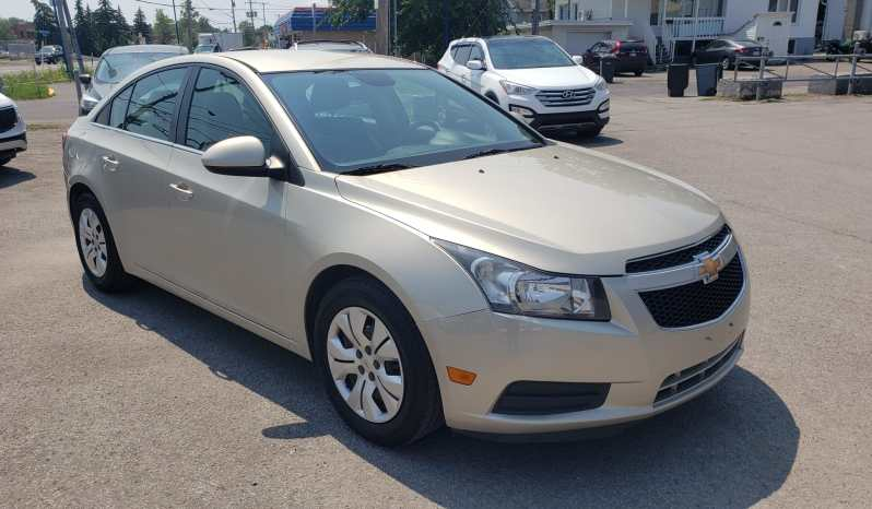 Chevrolet Cruze 2014 1LT – Bluetooth – Cruise – Demarreur full