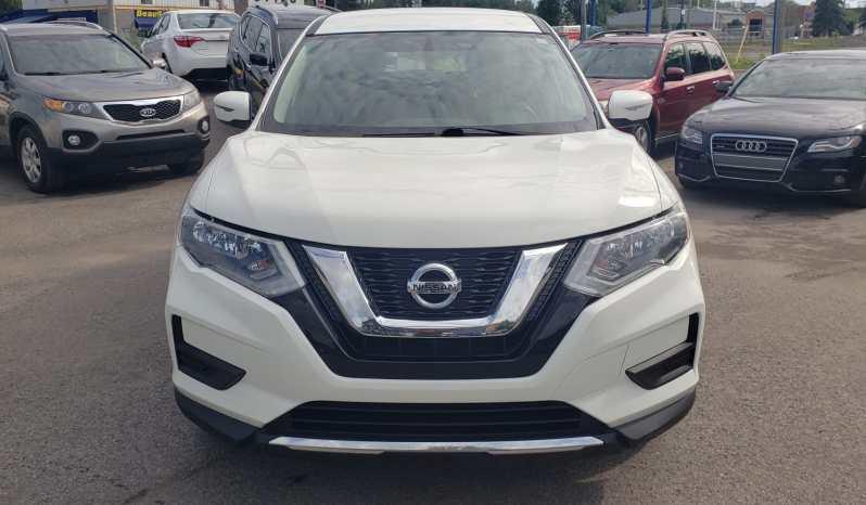 Nissan Rogue 2017 S – Cruise – Bluetooth – Garantie Nissan jusqu'en Mai 2022 full