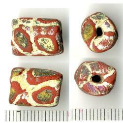 銀化が見られる筒型モザイク