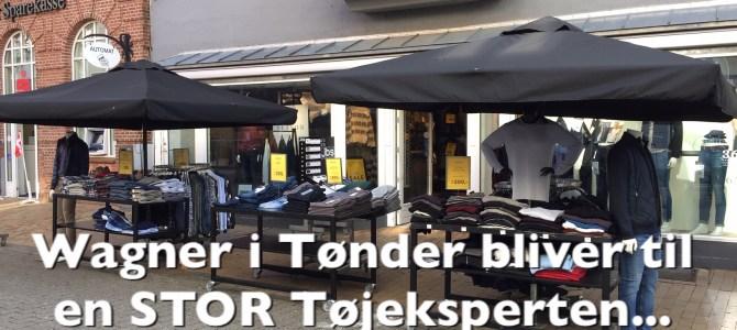 Tønder: Ny børnetøjsbutik starter på gågaden