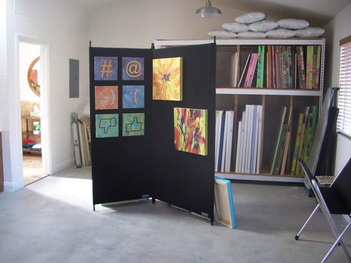 Cassandra Tondro Open Studio