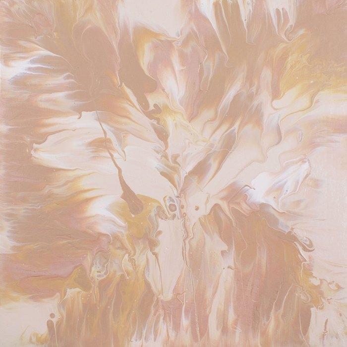 "Cassandra Tondro, ""Sandstone,"" beach look painting"
