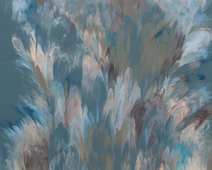 "Cassandra Tondro, ""Serendipity 2,"" abstract art"
