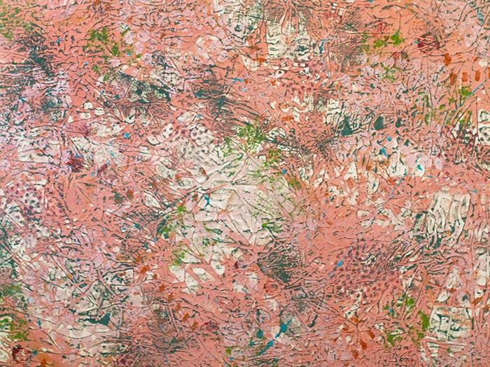 """Cassandra Tondro, """"Diversity,"""" abstract painting"""