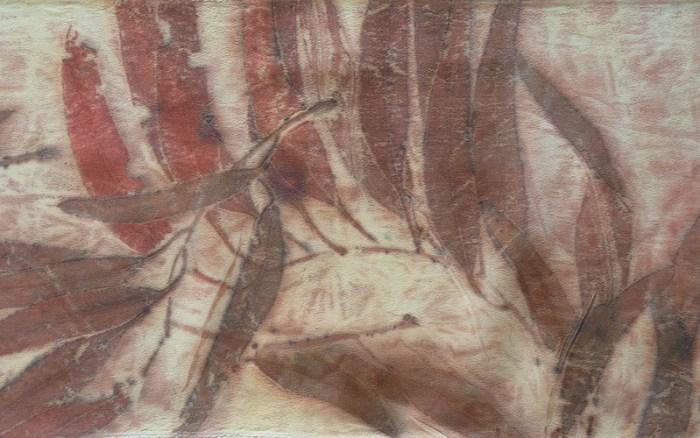 Eucalyptus Leaf Prints