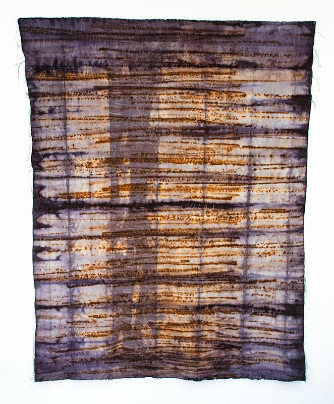 Cassandra Tondro natural dye art