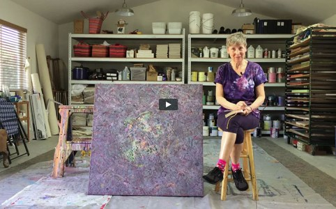Cassandra Tondro artist video