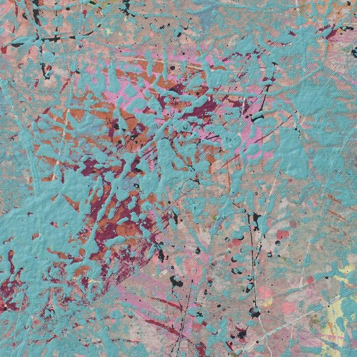 "Cassandra Tondro, ""Fight or Flight,"" spiritual painting"