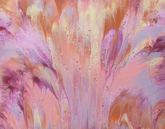 "Cassandra Tondro, ""Golden Light,"" modern art"