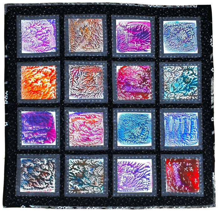 Louana George quilt
