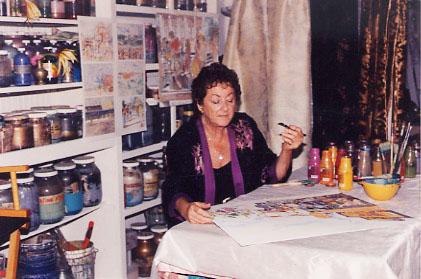 Susan Weinberg Artist