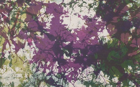 "Cassandra Tondro, ""Let's Dance,"" abstract art"