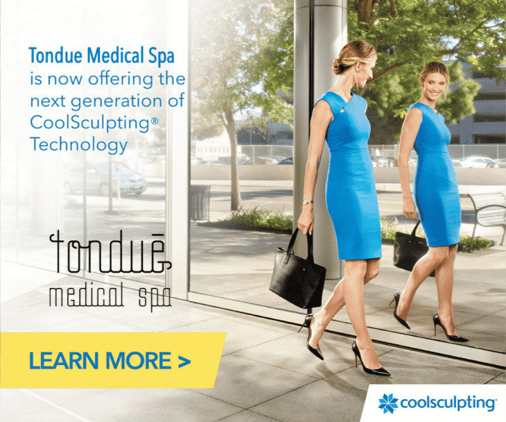 Coolsculpt at Tondue