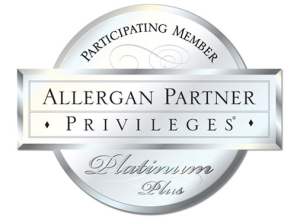 Tondue Medical Spa is Platinum Plus Allergan Partner Privileges