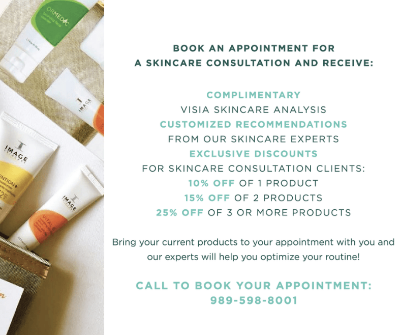Spring Clean your Skincare Products at Tondue Medical Spa in Bay City Michigan