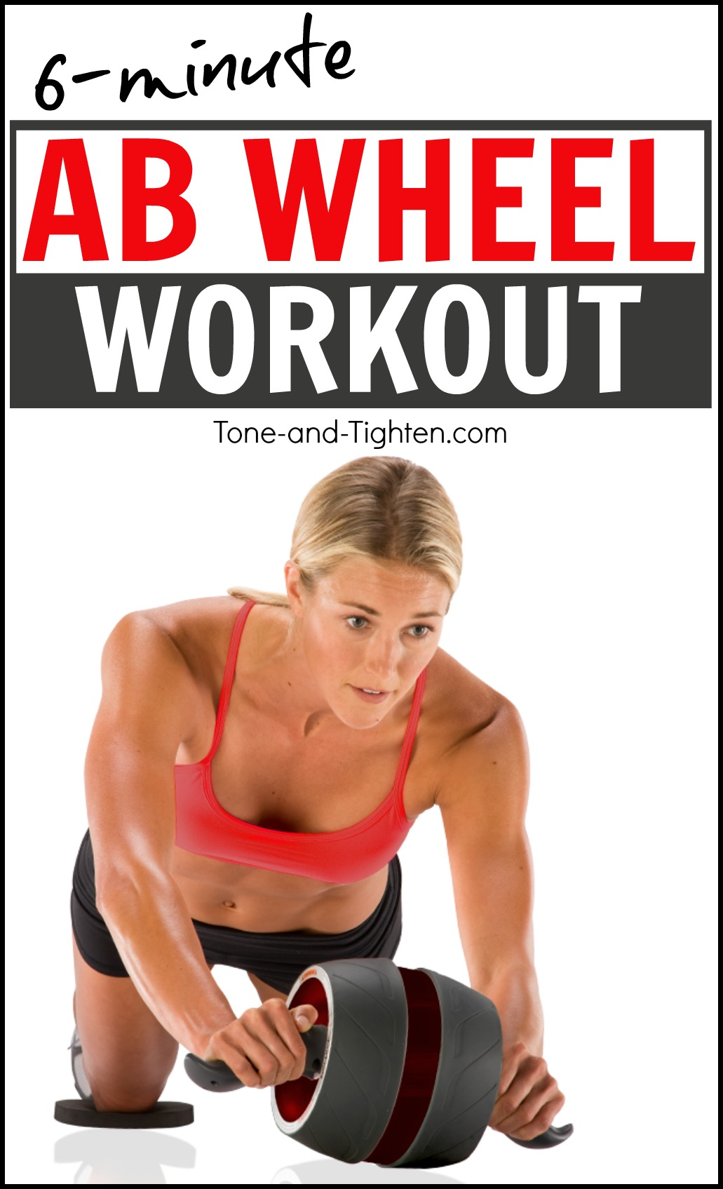 The Best Ab Wheel Workout At Home