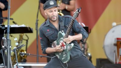 Image result for tom morello new
