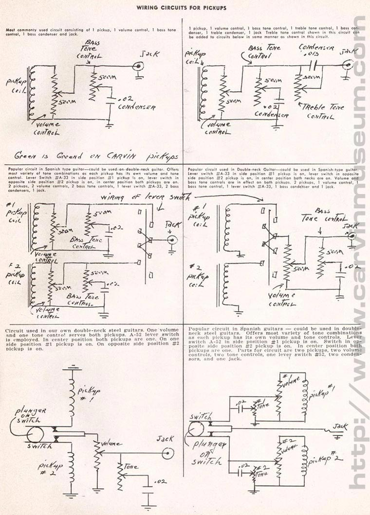 Mighty Mite C4 Pickups Wiring Diagram Washburn Introduction To Electrical Rh Jillkamil Com