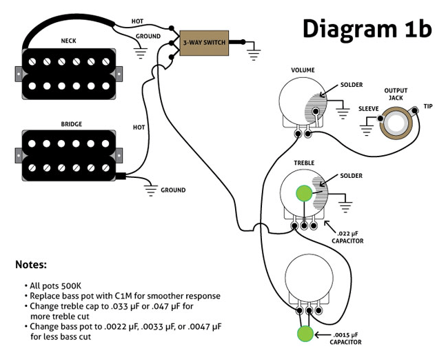 wiring diagram telecaster 3 wiretapped pickup   45 wiring