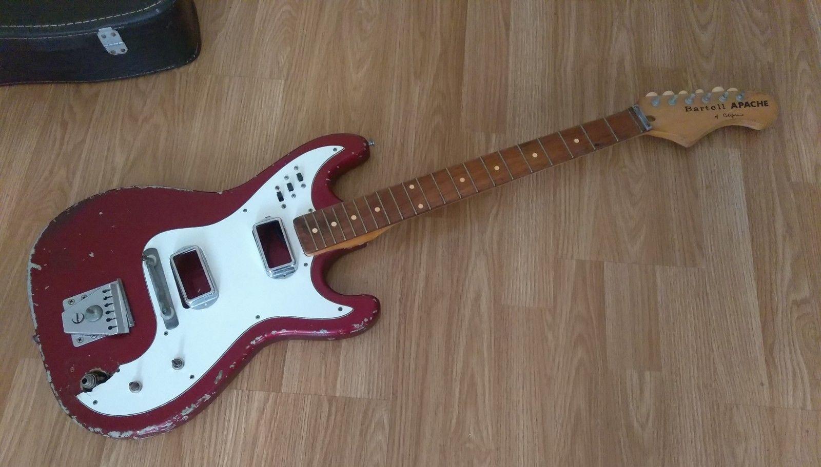 Bartell Apache Electric Guitar