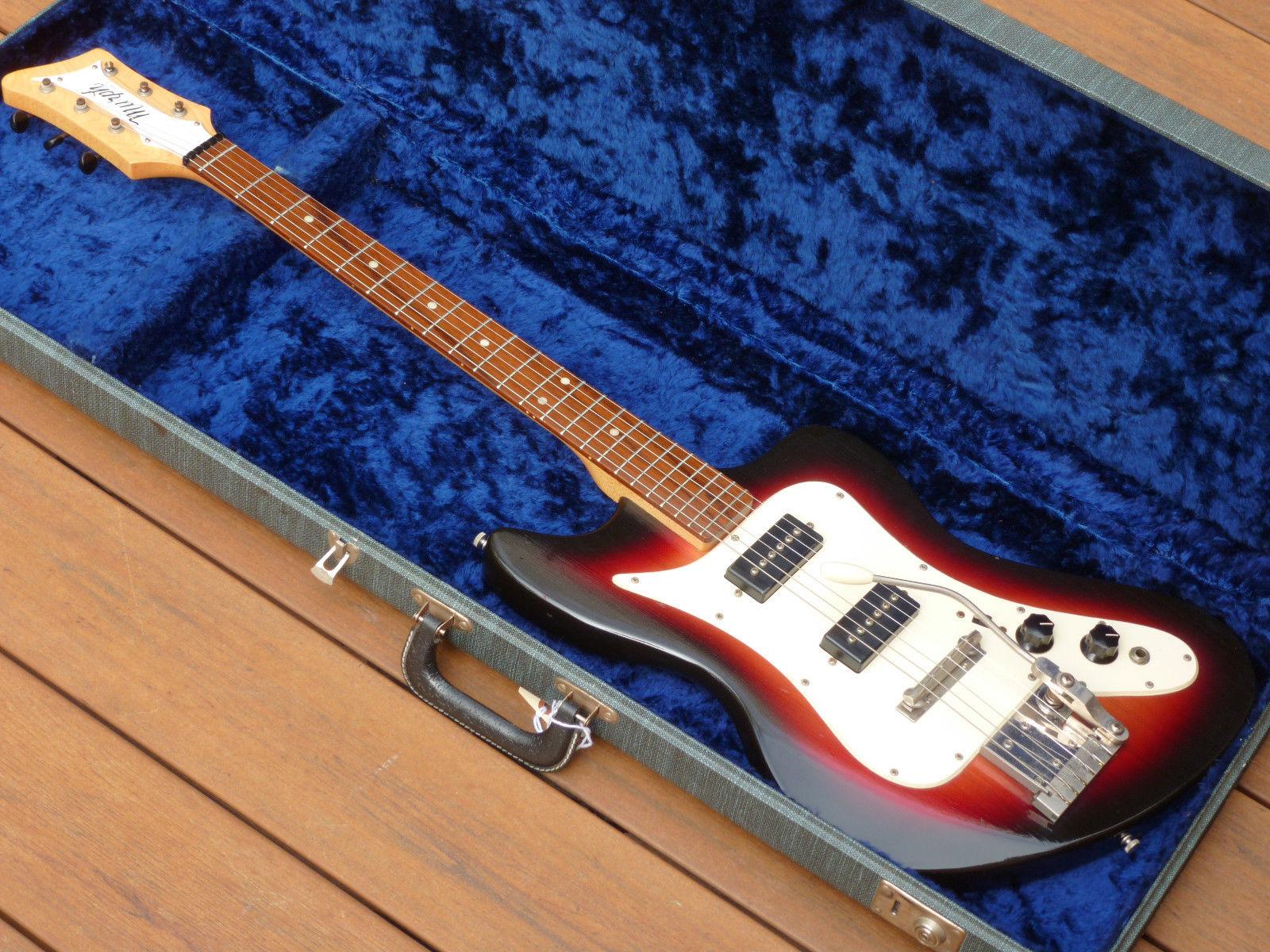 Murph Squire IIT, 6-string electric guitar