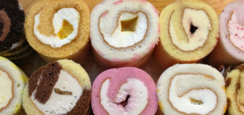irina ロールケーキ
