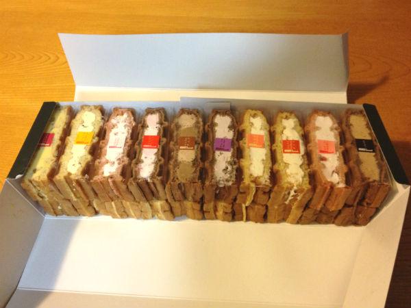 ワッフル・ケーキの店R・Lのふわふわワッフルケーキ20種入り